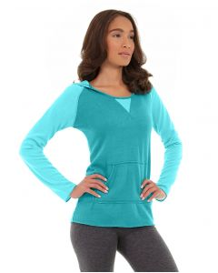 Miko Pullover Hoodie-XL-Blue