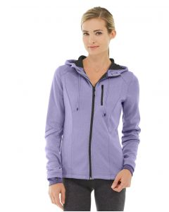 Phoebe Zipper Sweatshirt-XL-Purple