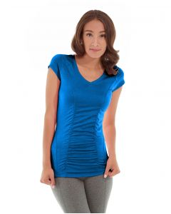 Iris Workout Top-XL-Blue