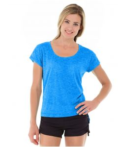 Layla Tee-XL-Blue